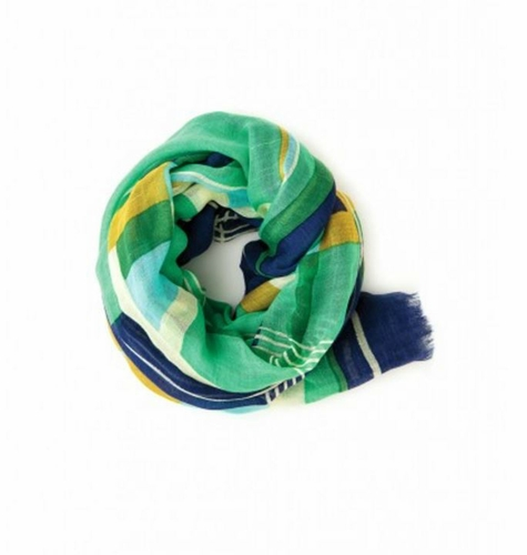 Around The Block Whitaker Scarf by Spartina 449