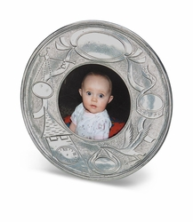 Baby Frame by Match Pewter