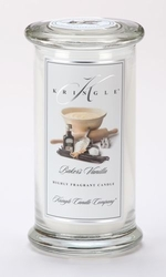 Baker's Vanilla Large Apothecary Jar Kringle Candle | Large Apothecary Jar Kringle Candles