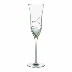 Ballet Ribbon Essence Champagne Flute by Waterford - Special Order