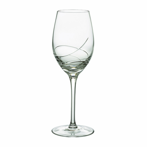 Ballet Ribbon Essence Wine Glass by Waterford