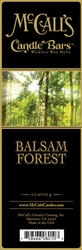 Balsam Forest McCall's Candle Bar | Candle Bars by McCall's
