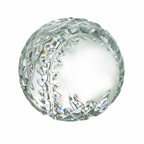 Baseball Paperweight by Waterford - Special Order