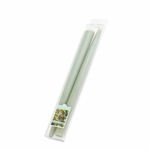 """Bayberry 10"""" Handipt Tapers 2-Pack Gift Set"""