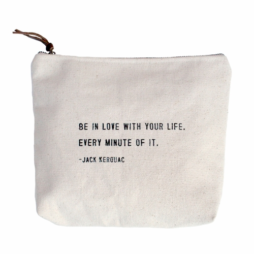 Be In Love Canvas Bag by Sugarboo Designs