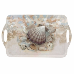 Beach Prize Large Melamine Tray by Pimpernel