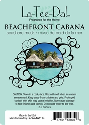 Beachfront Cabana Magic Melt by La Tee Da