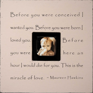 Before You Were Conceived Photobox Collection by Sugarboo Designs