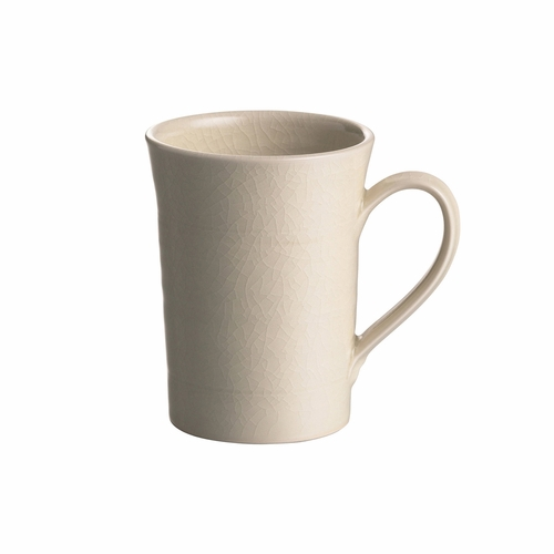Belmont Ivory Tall Latte Mug by Simon Pearce