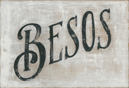 Besos Art Print Collection by Sugarboo Designs