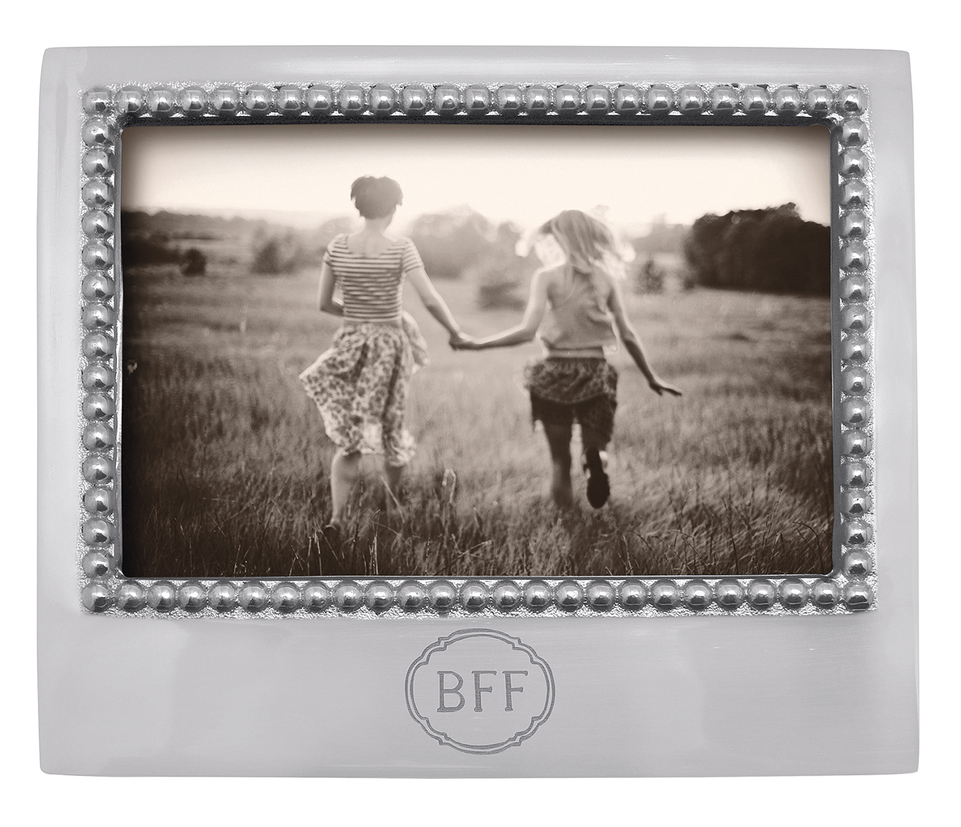"""BFF"" 4 x 6 Frame by Mariposa"