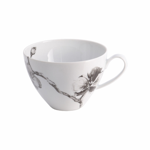 Black Orchid Breakfast Cup by Michael Aram