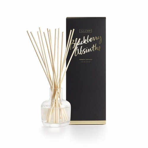 Blackberry Absinthe Essential Reed Diffuser by Illume Candle