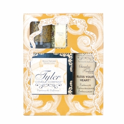 Bless Your Heart Glamorous Gift Suite II by Tyler Candle Company | Glamorous Gift Sets by Tyler Candle Company