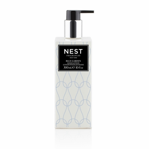 Blue Garden 10 oz. Hand Lotion by NEST