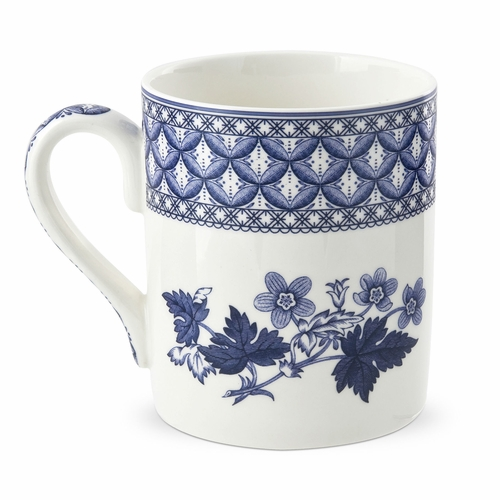 Blue Room Geranium Mug by Spode