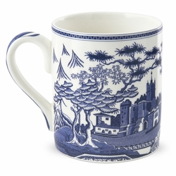 Blue Room Gothic Castle Mug by Spode