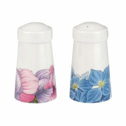 Botanic Blooms Salt & Pepper Set by Portmeirion