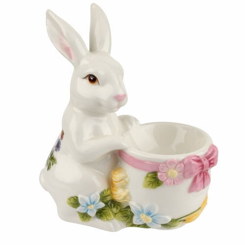Botanic Garden Terrace Bunny Egg Cup  by Portmeirion