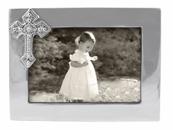 Cross 4 x 6 Frame by Mariposa