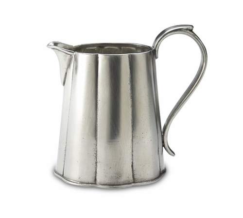 Britannia Milk Pitcher by Match Pewter