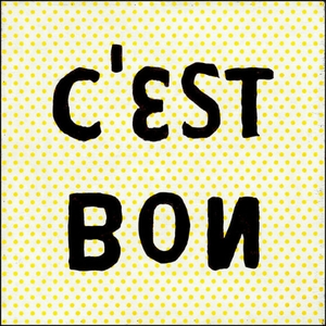 C'est Bon Art Print Collection by Sugarboo Designs