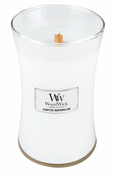 Campfire Marshmallow WoodWick Candle 22 oz. | Woodwick Candles 22 oz.