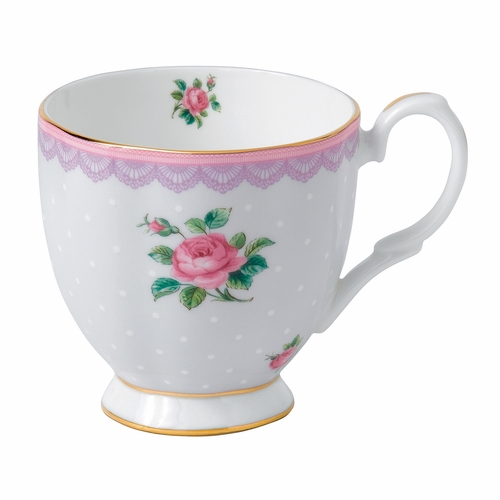 Candy Love Lilac Vintage Mug by Royal Albert - Special Order