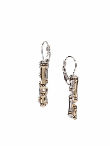 Canias Straight French Wire Earrings by John Medeiros
