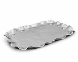 Carmel Rectangle Serving Platter by Arthur Court