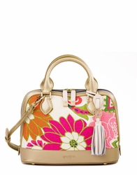 Carson Cottage Bowler Satchel by Spartina 449