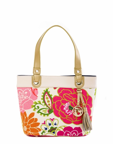 Carson Cottage Day Tote by Spartina 449