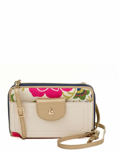 Carson Cottage Multi Phone Crossbody by Spartina 449