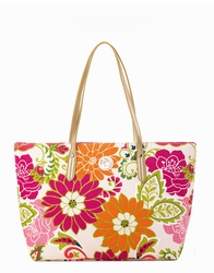 Carson Cottage Shopper Tote by Spartina 449