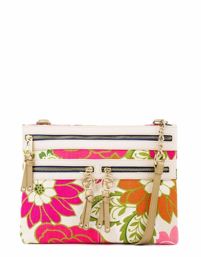 Carson Cottage Zipper Hipster by Spartina 449