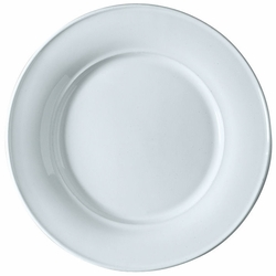 Cavendish Dove Salad Plate by Simon Pearce