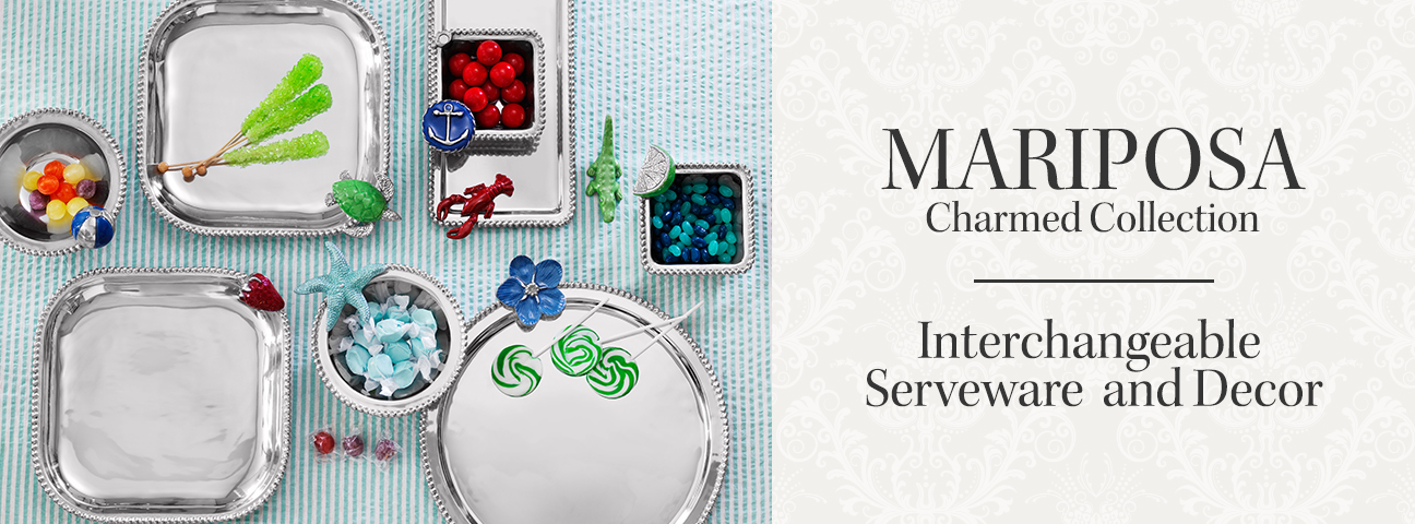 Charms & Bases by Mariposa