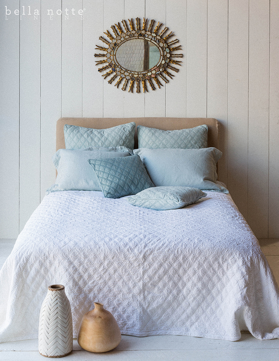 Chesapeake Coverlet By Bella Notte