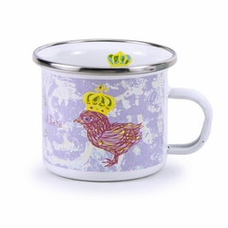 Chirp Girl Child Mug by Golden Rabbit