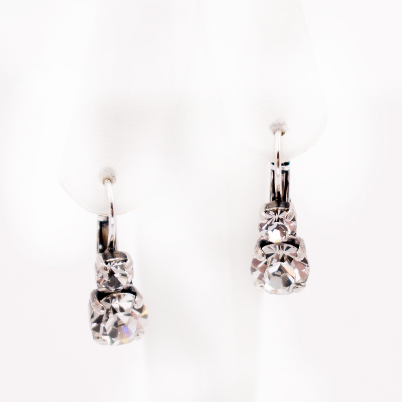 Chole On A Clear Day Earrings By Mariana Jewelry