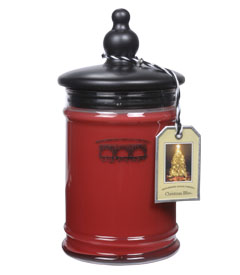 *Christmas Bliss Large Jar Candle - Bridgewater