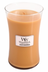 Beach Boardwalk WoodWickCandle 22 oz. | Woodwick Candles 22 oz.