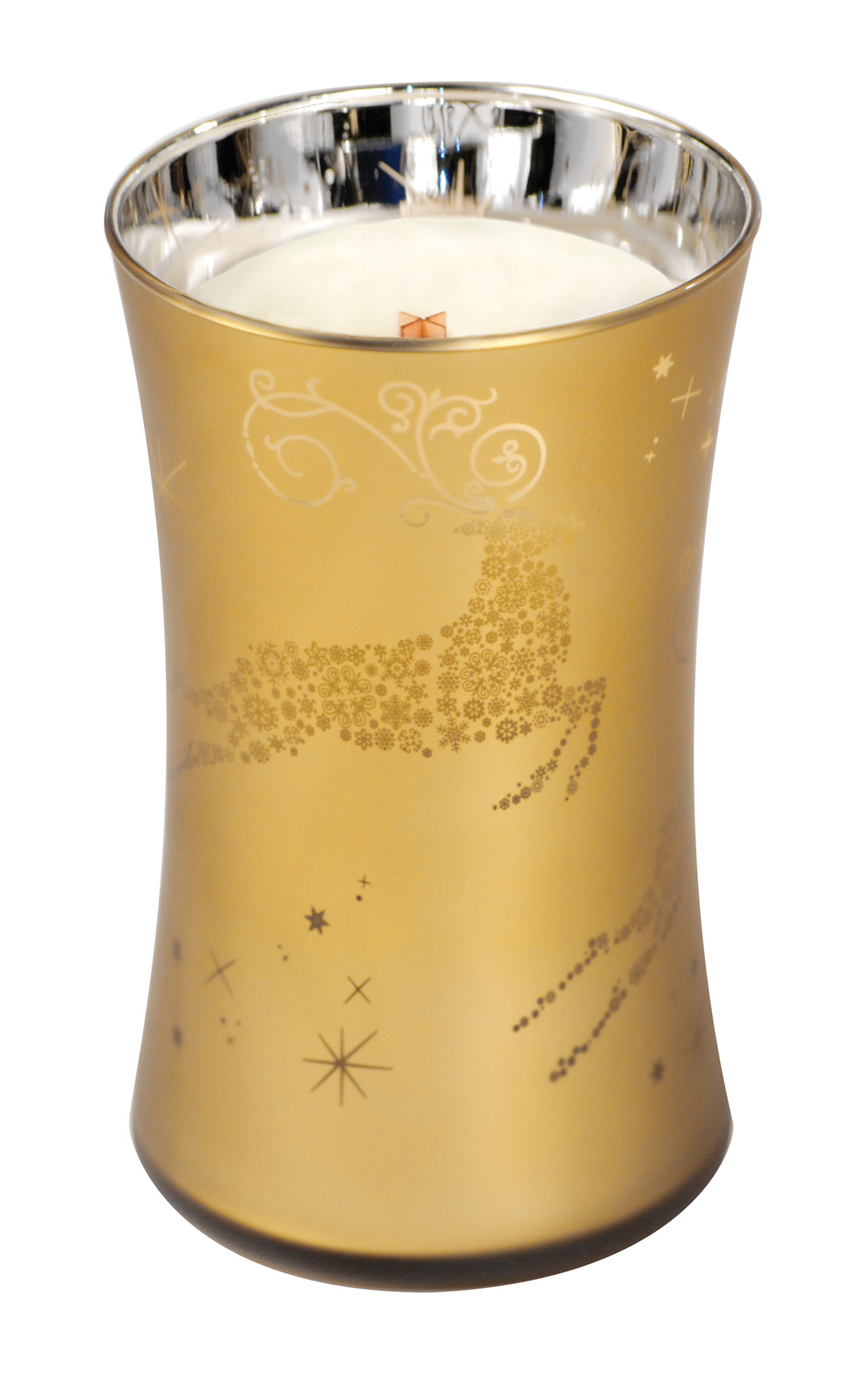 Woodwick Candles Christmas Cake