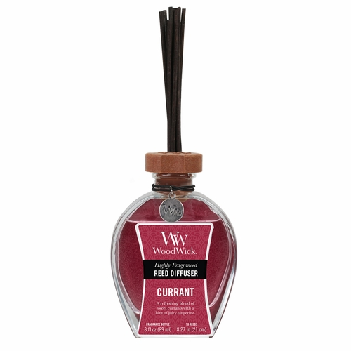 Currant WoodWick 3 oz. Reed Diffuser