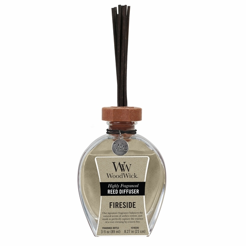Fireside WoodWick 3 oz. Reed Diffuser