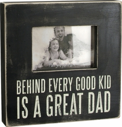Great Dad Box Frame - Primitives by Kathy