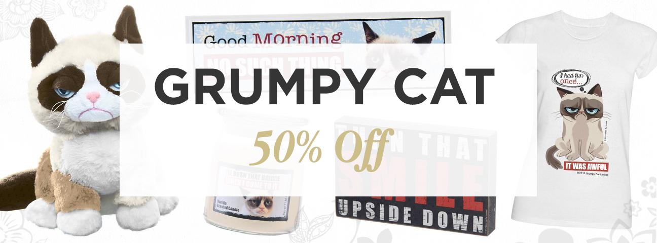Grumpy Cat Products & Gifts