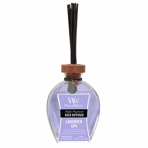 Lavender Spa WoodWick 3 oz. Reed Diffuser