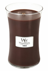Timber WoodWick Candle 22 oz.   Woodwick Candles 22 oz.