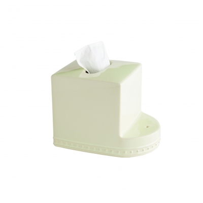 Tissue Box Cover - Nora Fleming